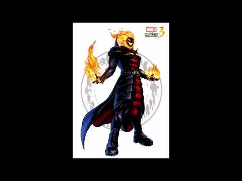 Marvel vs Capcom 3  Theme of Dormammu