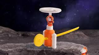 Explora el espacio con la Cajita Fe...