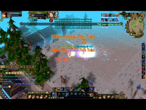TLBB VN Võng Đang PK Tiêu Dao 002 TLBB