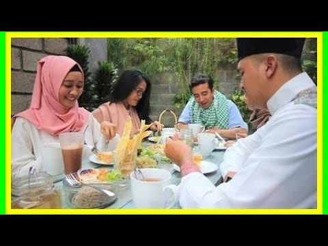Iftar Ramadan 2019 🕌 Around The World 1440 (رمضان)