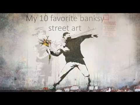 Best of banksy street art
