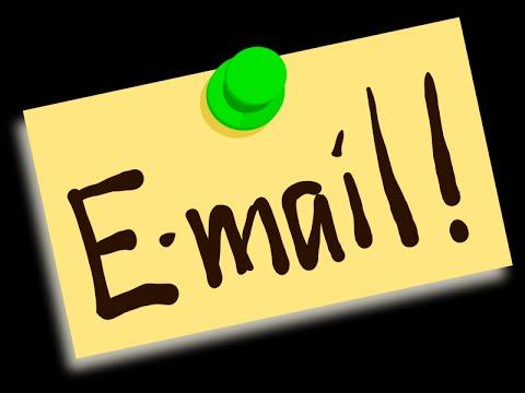 Служба электронной почты / Электронды почта / E-mail