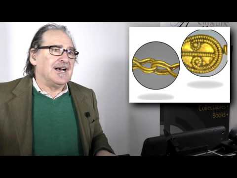 Dr Jack Ogden Seminar Dec 2016 - From Goldsmith's Hammer to Auction Hammer: Authenticating Gold
