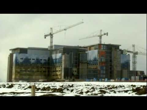 Calgary South Health Campus Tour