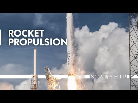 Propulsion in Space | Rolls-Royce Engineer Explains How to Get a Rocket to Mars | STARRSHIP