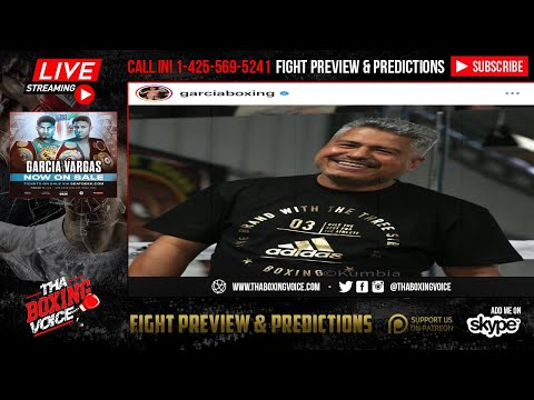 ☎️Robert Garcia Live On Mikey Garcia ????7 Million Dollar Jessie Vargas Fight???? Spence Jr., Rematc
