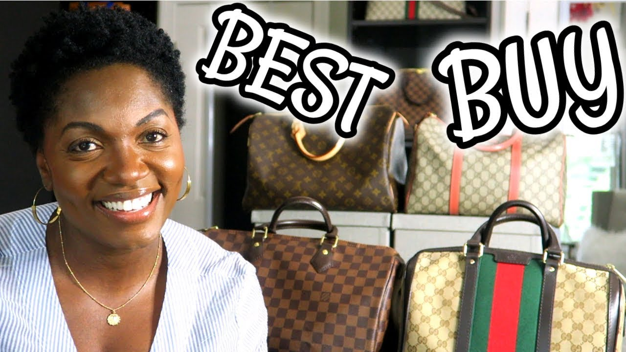 Which Should You Buy Gucci Boston Bag Vs Louis Vuitton Speedy Battle Of The Luxury Brands