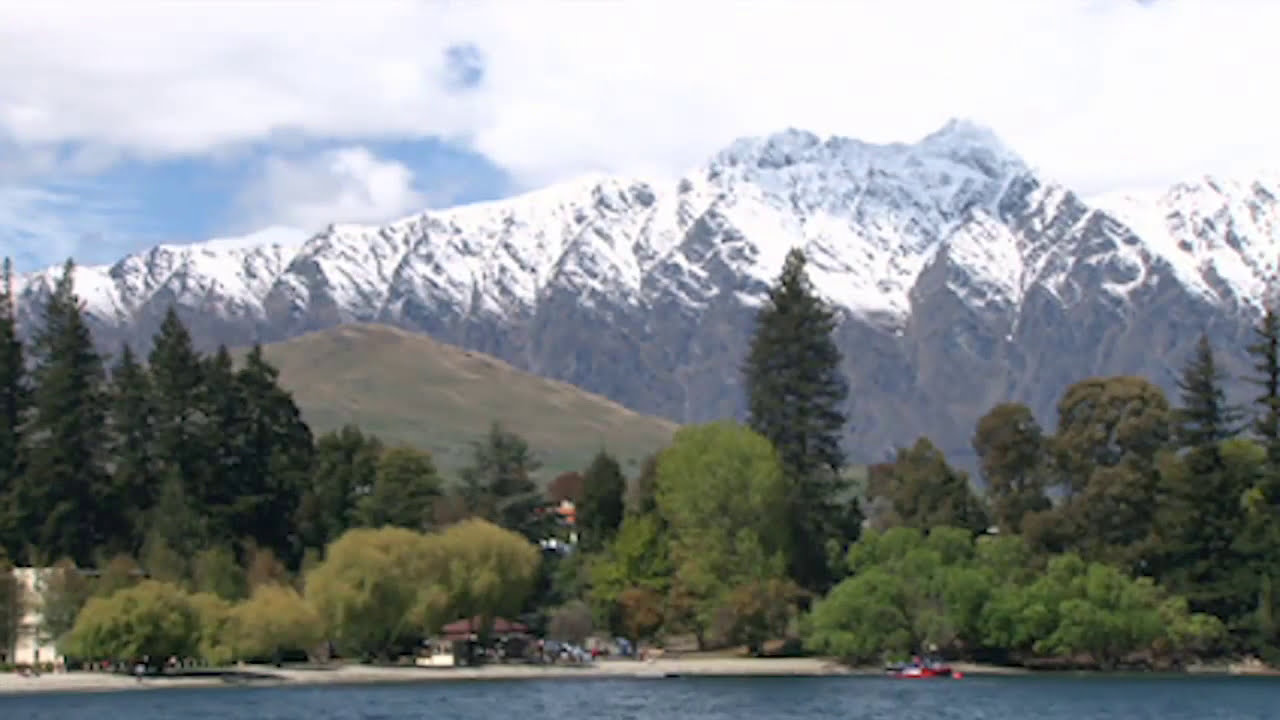 Tourist Attractions In New Zealand South Island