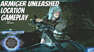 FINAL FANTASY XV - Armiger Unleashed Location & Gameplay + All Special Attacks (NEW Transformation)