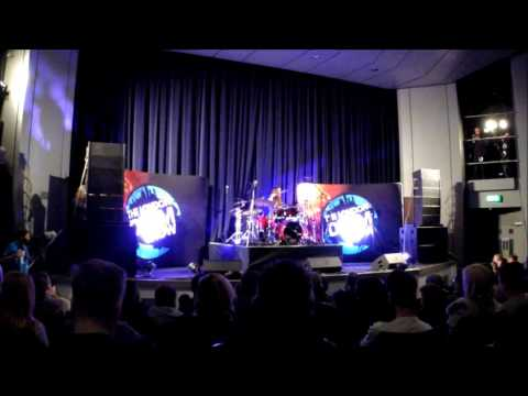 Anika Nilles - Main Stage Performance - London Drum Show 2015