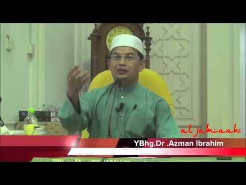 Dr Azman Ibrahim  Kita Tertipu dikelirukan sejarah