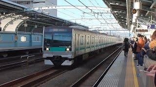 【まだ健在】東京メトロ16000系・E233系 小田急線内を爆走