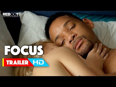 'Focus'   3 2015 Will Smith, Margot Robbie Movie HD