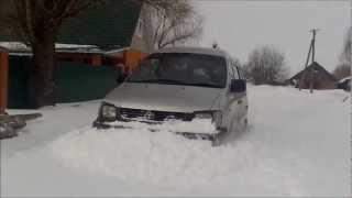 Тойота Лайт Ейс 4WD постійний 53 лютого 2013)))