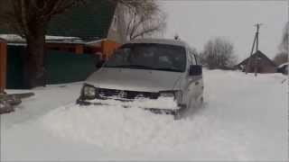 Toyota Lite Ace 4WD Full time 53 февраля 2013)))