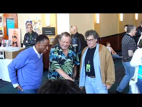 Starsky & Hutch reunion 2012 Paul Glaser, David Soul, Antonio Fargas