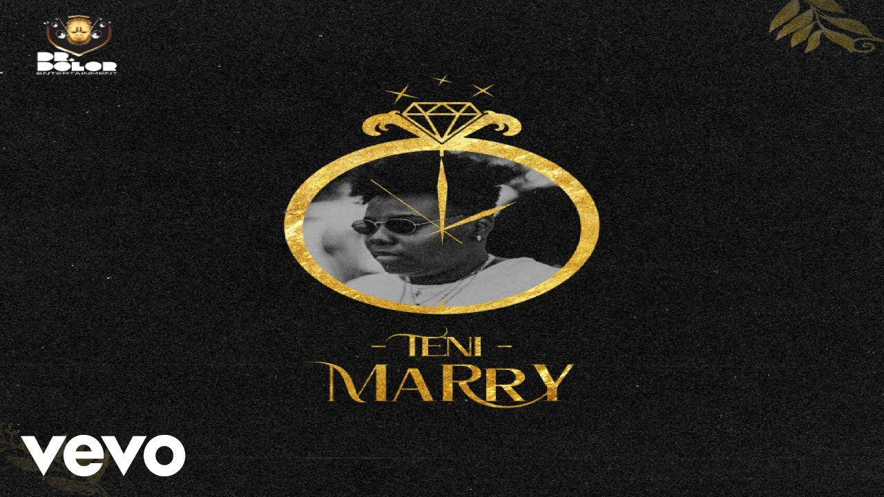 Download Teni - Marry (Official Audio)