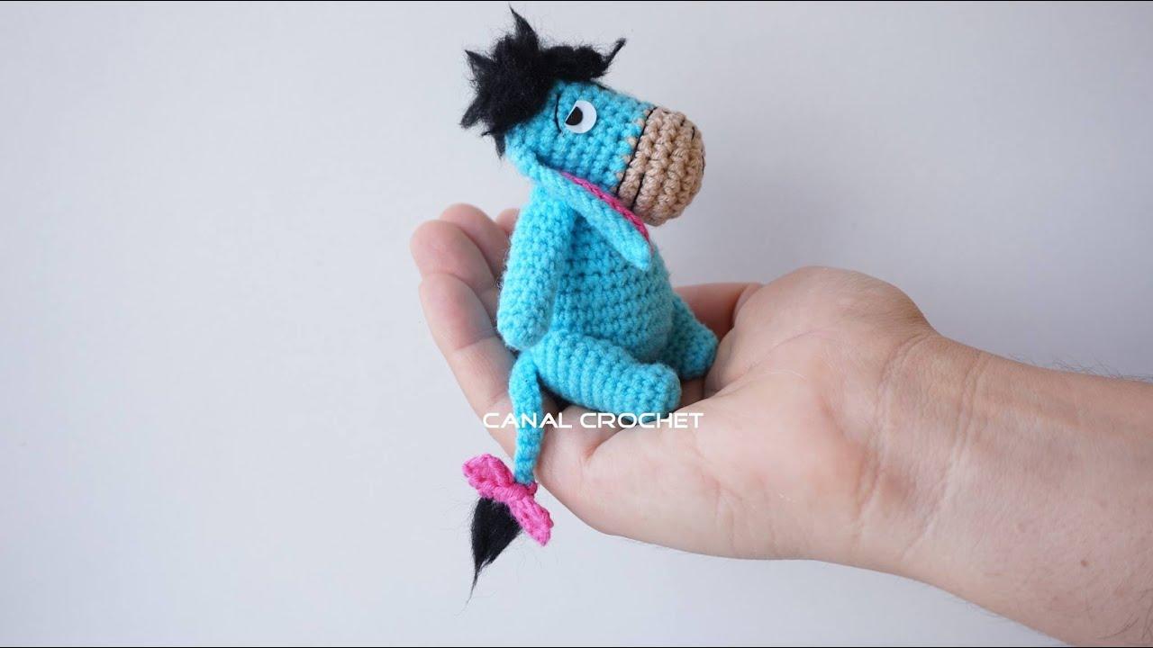 Amigurumi Knitting Tutorial : Piglet amigurumi tutorial youtube