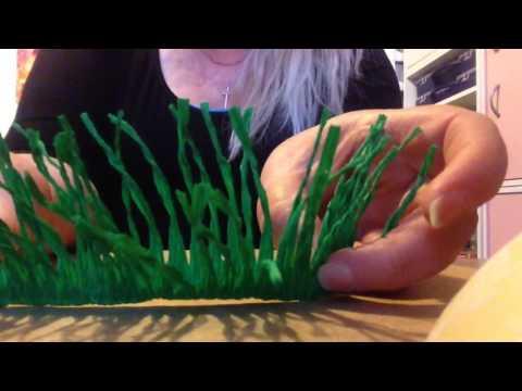 How to make a Fir Cone stem