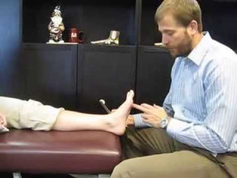 where is plantar fasciitis located