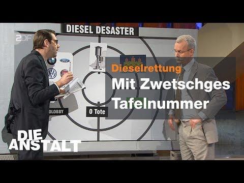 Dieselrettung mit Konfirmationsfaktor - Die Anstalt vom 12.0