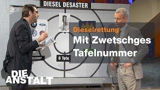 Dieselrettung mit Konfirmationsfaktor - Die Anstalt vom 12.03.2019 | ZDF