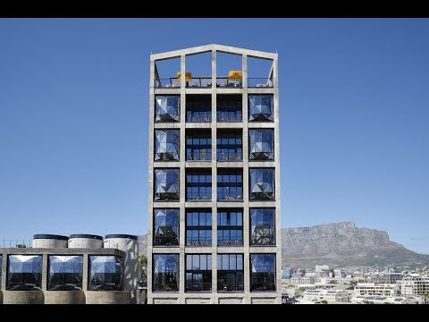 The Silo Hotel in Cape Town | The Royal Portfolio