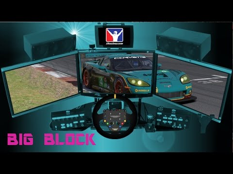 iRacing: Corvette C6R GT1 at Bathurst - Big Block