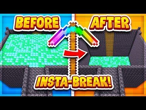 this-pickaxe-breaks-blocks-instantly!-|-minecraft-prisons-|-castawaymc-[5]