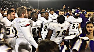 """Acadiana (12-1) vs Hahnville (11-2) """"Semifinals of the 5A Playoffs"""""""