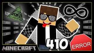 САМАЯ СТРАННАЯ И ЗАГАДОЧНАЯ КАРТА - 410 ERROR THE VOID [Карты для MineCraft]