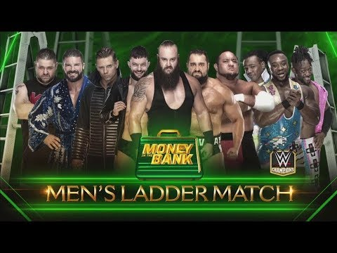 WWE 2018 : Mens Ladder Match MONEY IN THE BANK