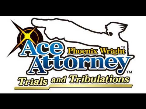 Phoenix Wright: Trials and Tribulations OST - Investigation ~ Opening 2004