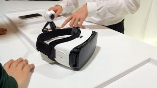 samsung s7 gear vr and gear 360 camera exposition 21 02 2016