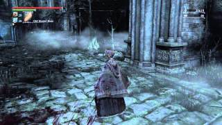 Old Hunting Bone + Blade of Mercy OP [Bloodborne]