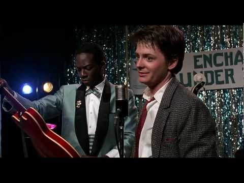 Marty McFly & the Starlighters - Johnny B. Goode