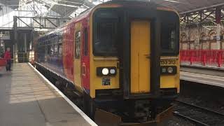 Video Some announcements at Crewe (22/07/2017) (1/2) download MP3, 3GP, MP4, WEBM, AVI, FLV Maret 2018