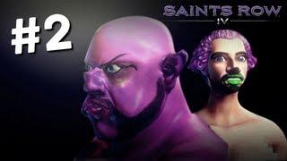Saints Row 4 - Alex и Брейн - УГАР В ГОРОДЕ