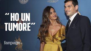 "Iker Casillas senza pace, la moglie Sara Carbonero: ""Ho un tumore, vincerò questa battaglia"""