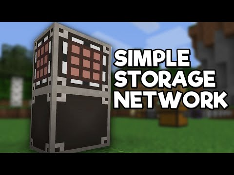 simple-storage-network-mod-spotlight---minecraft-1.15.2