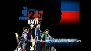 We Are the world 25 for haiti - Cover by howners