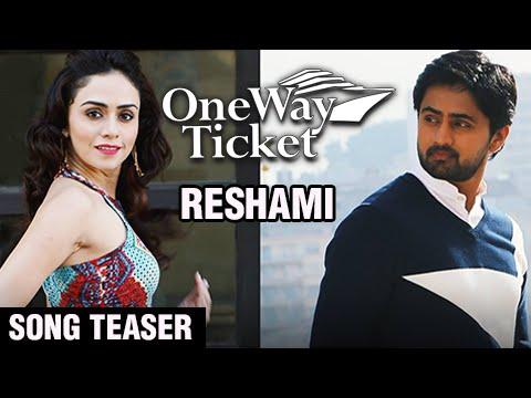 Reshami Reshami | Song Teaser | One Way Ticket Marathi Movie | Amruta Khanvilkar, Shashank Ketkar