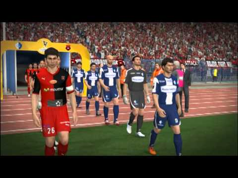 PES 2014 MLS + CONCACAF Champions League (preview)