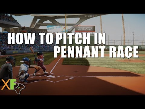 How to Pitch in Pennant Race | Super Mega Baseball 2 Pitching Tips