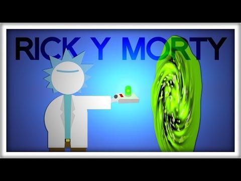Por qué RICK y MORTY es una serie SUPER científica