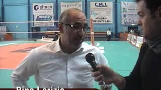 11-01-2012: Intervista a Pino Lorizio nel post vittoria su Milano