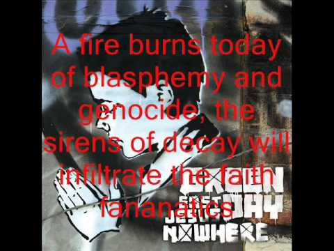 8.- Green Day- East Jesus Nowhere [Lyrics] [HQ]