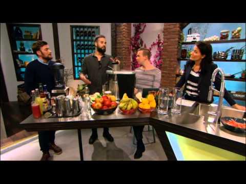 Juiceverket om hetaste trenderna - Vardagspuls (TV4)