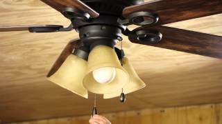 How to Tell What Direction a Ceiling Fan Is Moving : Ceiling Fan Projects