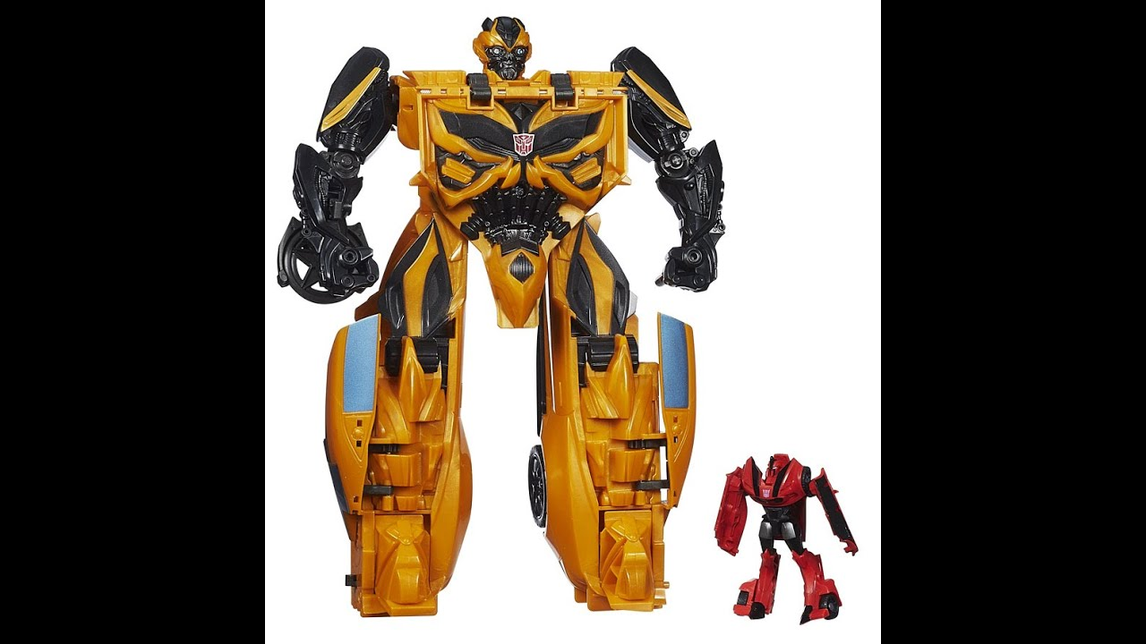 Bumblebee Transformers Age of Extinction AOE One-Step